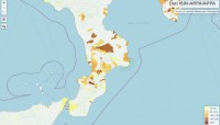 260521 radon mappa isin calabria