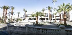 Piazza del Tribunale di Palmi (foto Google Street View)