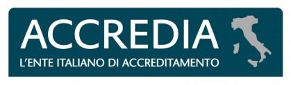 Marchio ACCREDIA Soggetti accreditati150 dpi a colori