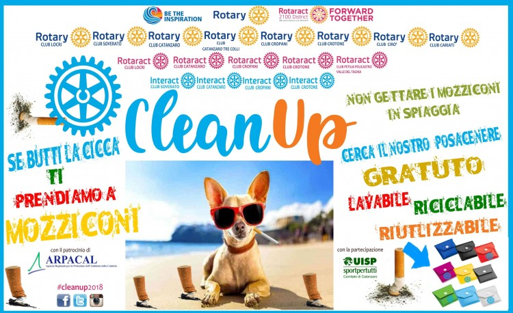 cleanup rotary